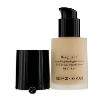 Giorgio Armani Base Designer Lift Smoothing Firming Foundation SPF20 - # 4