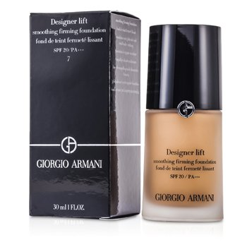 Giorgio Armani Base Designer Lift Smoothing Firming Foundation SPF20 - # 7