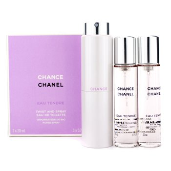 Chanel Spray Chance Eau Tendre Twist & Spray Eau De Toilette