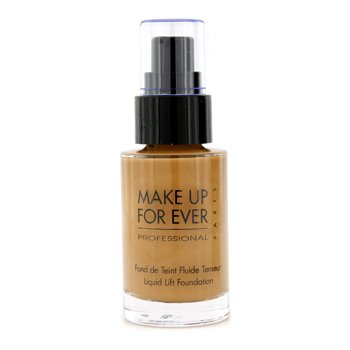 Make Up For Ever Base liquida Liquid Lift Foundation - #14 (Honey)