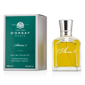 Parfums DOrsay Arome 3 Eau De Toilette Spray