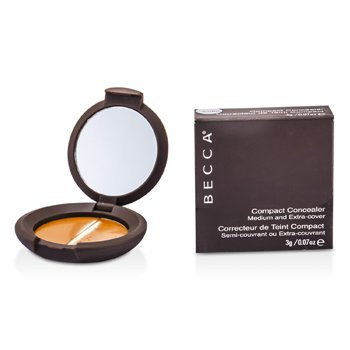 Becca Corretivo Compacto Medium & Extra Cover - # Fudge