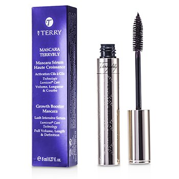 Rimel Mascara Terrybly Growth Booster Mascara - # 2 Moka Brown