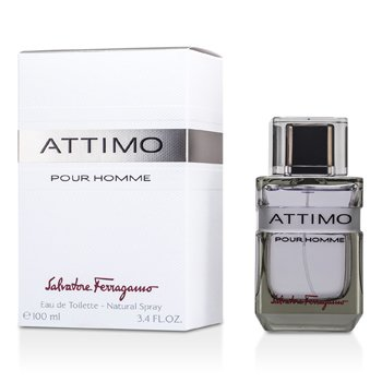 Salvatore Ferragamo Attimo Eau De Toilette Spray