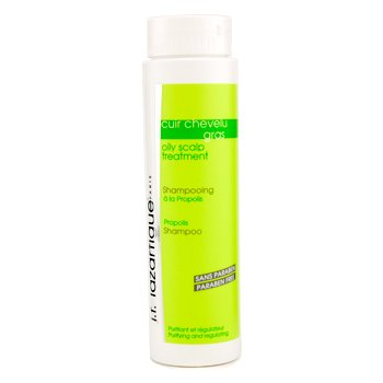J. F. Lazartigue Shampoo Propolis For Oil Scalp