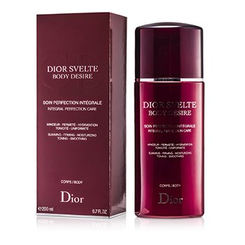 Christian Dior Creme Dior Svelte Body Desire Integral Perfection Care