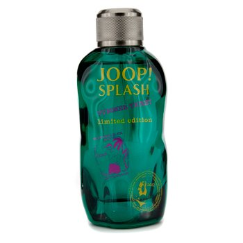 Joop Splash Summer Ticket Eau De Toilette Spray (Edição Limitada)