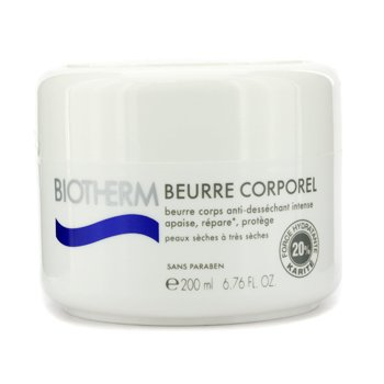 Intensive Anti-Dryness Body Butter (Dry To Very Dry Skin)