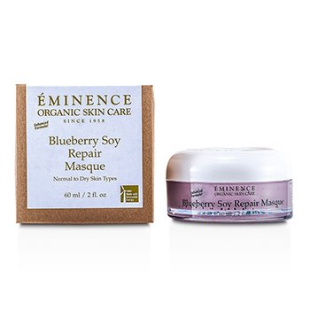 Eminence Blueberry Soy Repair Masque (Pele normal a seca)