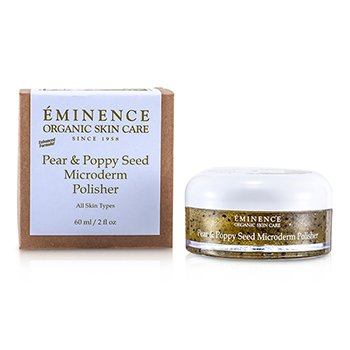 Eminence Exfoliante Pear & Poppy Seed Microderm Polisher
