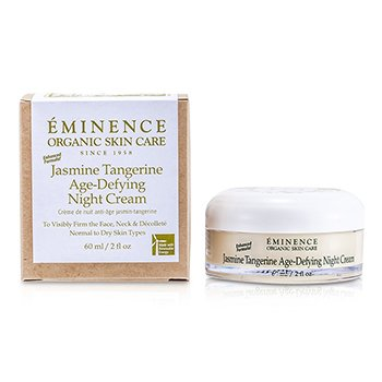 Eminence Creme Noturno Jasmine Tangerine Age-Defying Night Cream (pele normal a seca)