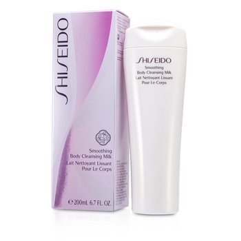 Shiseido Leite de limpeza Smoothing Body Cleansing Milk