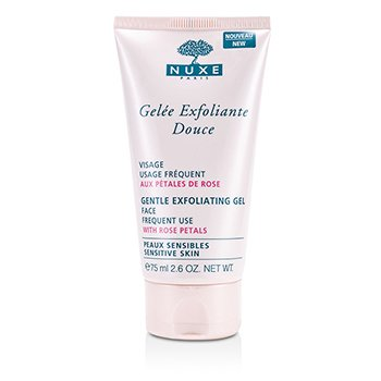 Nuxe Gelee Exfoliante Douce Gentle Exfoliating Gel