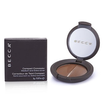 Becca Corretivo Compacto Medium & Extra Cover - # Walnut 2447