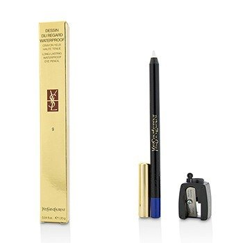 Yves Saint Laurent Lápis de olho Dessin Du Regard Waterproof Long Lasting - No. 9 Azure Blue