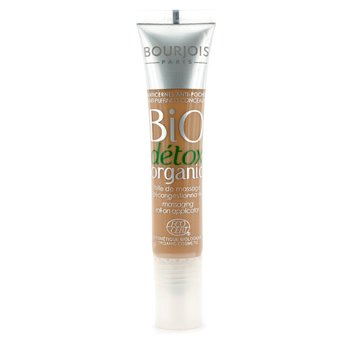 Bourjois Corretivo Bio Detox Organic Anti-Inchaço- No. 03 Bronze To Dark