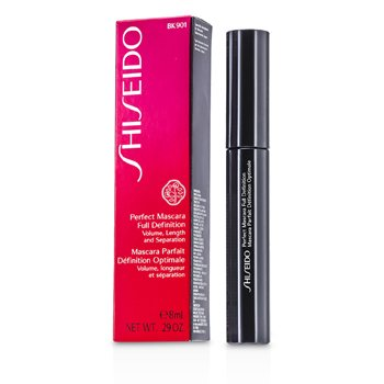 Shiseido Rimel Perfect Mascara Full Definition - # BK901 Black