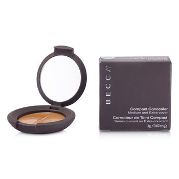 Becca Corretivo Compacto Medium & Extra Cover - # Treacle