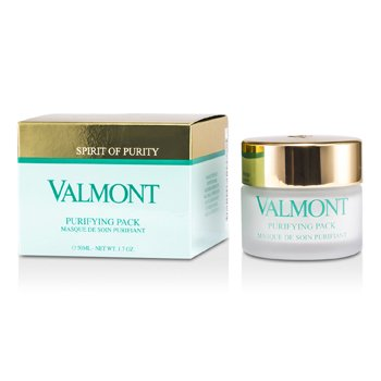 Valmont Mascara facial Purifying Pack