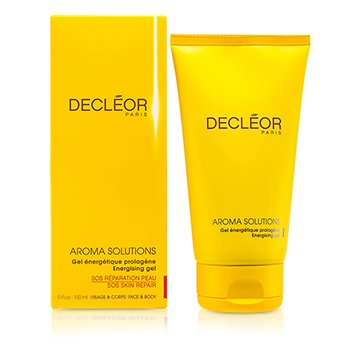 Decleor Creme Aroma Solutions Energising Gel For Face & Body