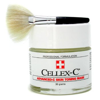 Cellex-C Formulations Advanced-C Pele Toning Máscara facial