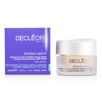 Decleor Bálsamo noturno Aroma Night Ylang Ylang Purifying Night Balm