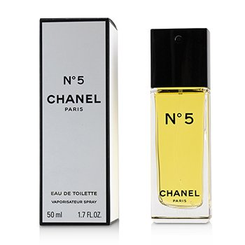 No.5 Eau De Toilette Spray Non-Recarregavel