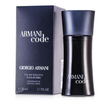 Armani Code Eau De Toilette Spray