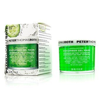 Peter Thomas Roth Cucumber Gel Máscara Facial Anti-Idade