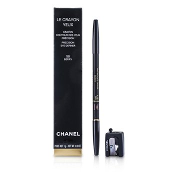 Chanel Lápis Le Crayon Yeux - No. 58 Berry
