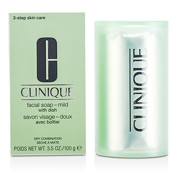 Clinique Facial Sabão - Suave