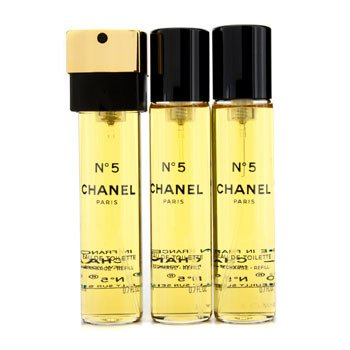 Chanel No.5 Eau De Toilette Purse Spray Refil