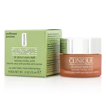 Clinique Creme Para Olheiras All About Eyes Rich