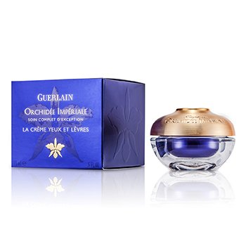Guerlain Orchidee Imperiale Exceptional Complete tratamento p/ os olhos e para lábios