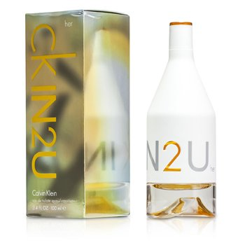 Calvin Klein IN2U Eau De Toilette Spray