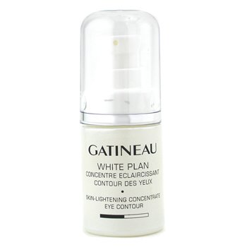 Gatineau White Plan Pele Lightening olhos Contour Concentrate
