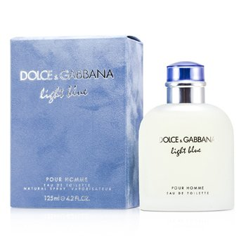 Dolce & Gabbana Homme Light Blue Eau De Toilette Spray