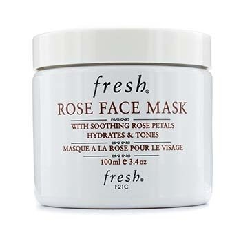 Fresh Rose Face Máscara facial
