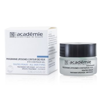 Académie Hypo-Sensible Eye Contour Gel (Inchaço)