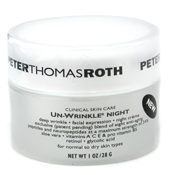Peter Thomas Roth Un-Wrinkle Creme noturno