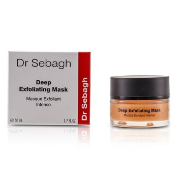 Dr. Sebagh Deep Exfoliating Mascara facial - Máscara facial exfoliante