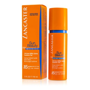 Lancaster Spray protetor solar Sun Care Oil -  SPF 15