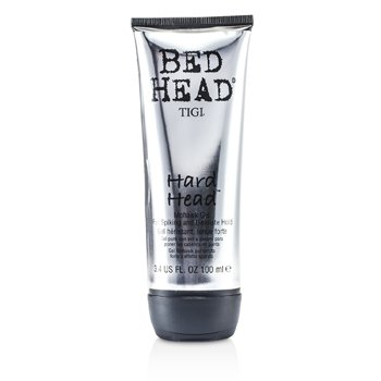 Bed Head Hard Head - Mohawk Gel For Spiking & Ultimate Hold