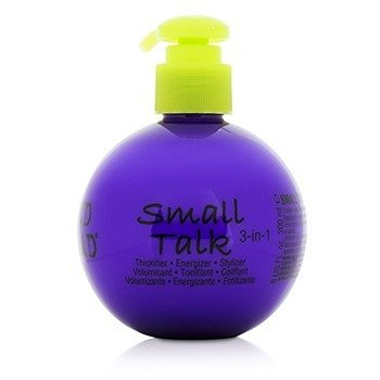 Tigi Bed Head Small Talk - 3 em 1 Thickifier, Energizer & Stylizer