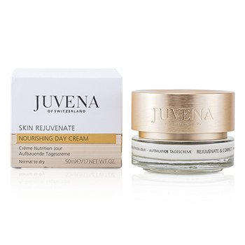 Juvena Rejuvenate & Correct Nourishing Creme diurno - Normal to pele seca