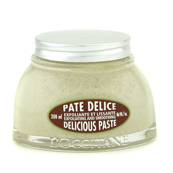 LOccitane Almond Exfoliating and Smoothing Delicious Paste