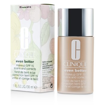 Clinique Base Even Better Makeup SPF15 ( pele seca mista a mista oleosa ) - No. 05 Neutral