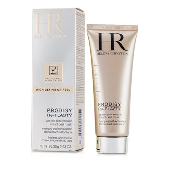 Helena Rubinstein Prodigy Re-Plasty High Definition Peel Perfect Skin Renewer Instant Peel Mascara facial