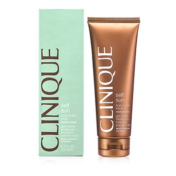 Clinique Loção Auto Bronzeadora - Medium/ Deep