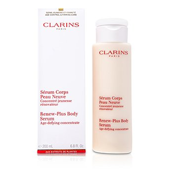 Clarins Renew Plus Serum Para Corpo